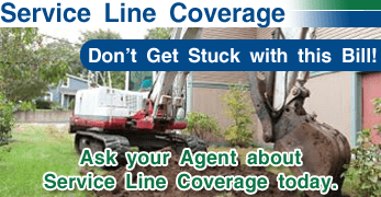 Service Line coverage from Farmers of Salem